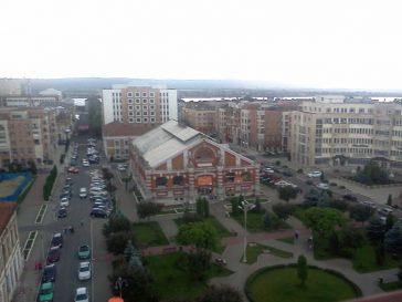 Dezvoltarea infrastructurii publice urbane 2009-2012