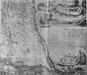 Judeţul Romanaţi sub imperiul austriac