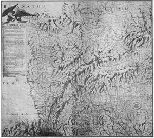 Judeţul Gorj sub imperiul austriac, 1718-1739