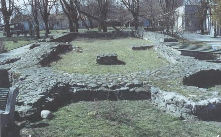 Ruinele Mitropoliei