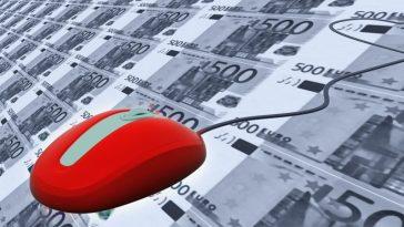 The interests in online gambling in EU