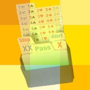 Bridge Bidding – Standard American Yellow Card