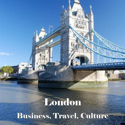 London: Business, Travel, Culture