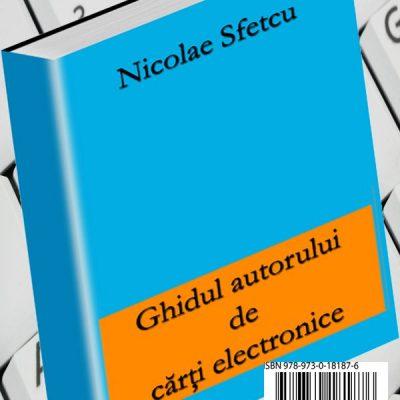 Ghidul autorului de cărţi electronice