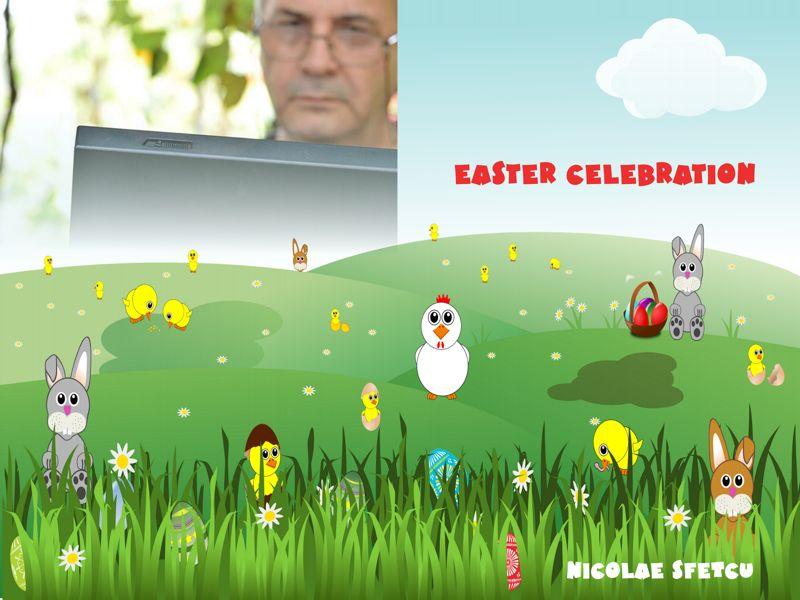 Easter_Celebration-Nicolae_Sfetcu-T