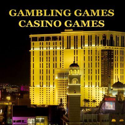 Gambling games – Casino games