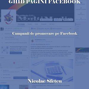 Ghid pagini Facebook – Campanii de promovare pe Facebook