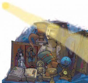 Misterul Stelei Aurii - 1 - Tezaurul