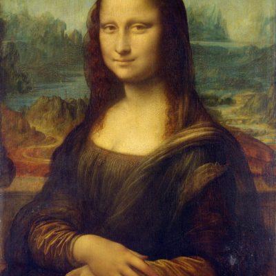 Mona Lisa (Gioconda), de Leonardo da Vinci