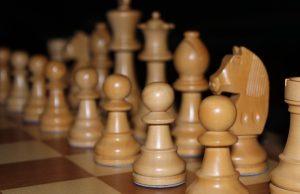Poziția inițială în șah
