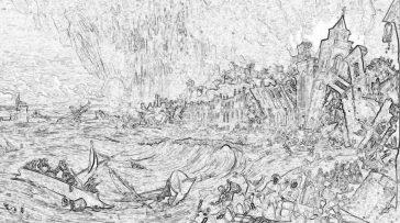 The earthquake of Lisbon was on 1st of November, 1755