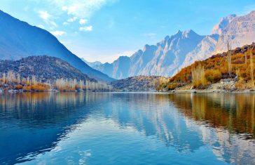 Lac în Pakistan