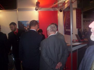 Visit of the Romanian Minister of Communication & Information Technology