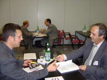 Business discussions and contacts