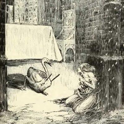 Andersen - Fetița cu chibrituri