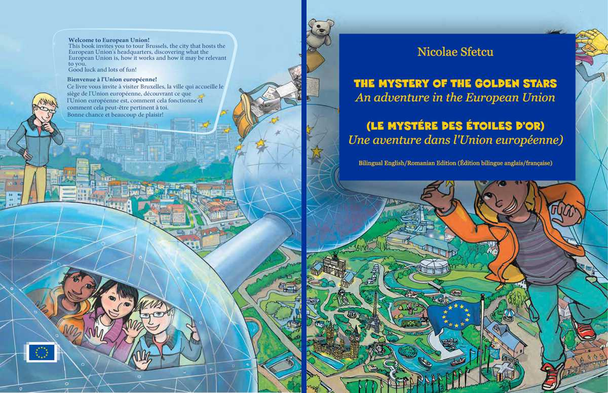 The Mystery of the Golden Stars (Le mystère des étoiles d'or)