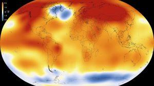 Anomaliile globale de temperatură