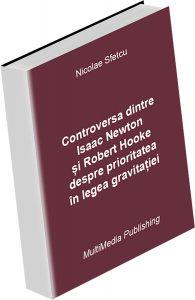 Controversa dintre Isaac Newton și Robert Hooke despre prioritatea în legea gravitației
