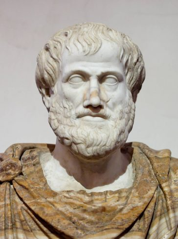 Aristotel de Lysippus