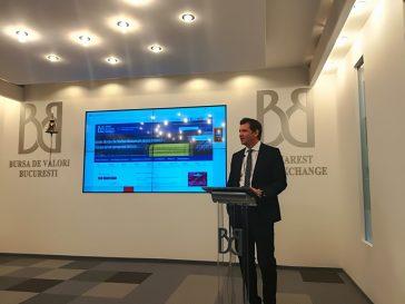 Adrian Tănase, CEO Bursa de Valori București