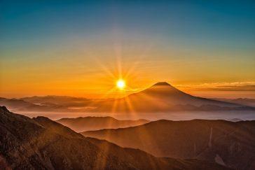 Fuji, Japonia