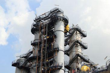 Coloane de proces în industria chimică