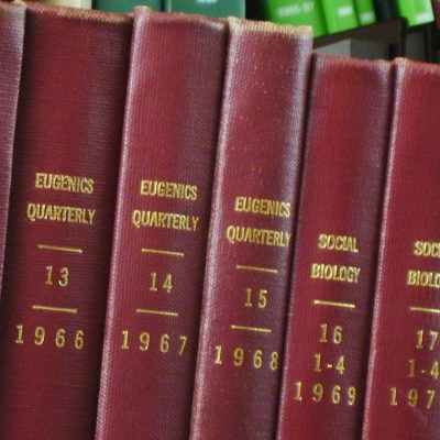 Eugenics Quarterly a devenit Social Biology în 1969