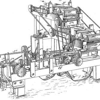 Mașină de rulare a țigărilor a lui James Albert Bonsack