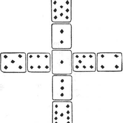 Crucea din cărți de joc