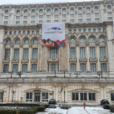 Palatul Parlamentului - Consiliul UE