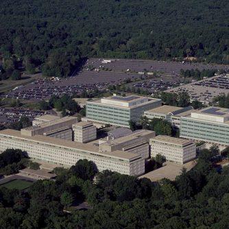 CIA Headquarters, Langley, Virginia
