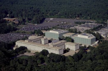 CIA Headquarters, Langley, Virginia
