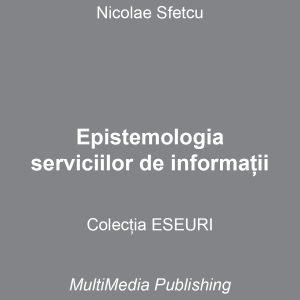 Epistemologia serviciilor de informaţii