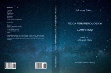 Fizica fenomenologică - Compendiu - Volumul 1