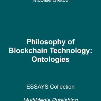 Philosophy of Blockchain Technology - Ontologies