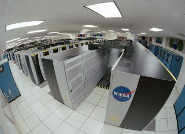 Columbia Supercomputer - NASA Advanced Supercomputing Facility