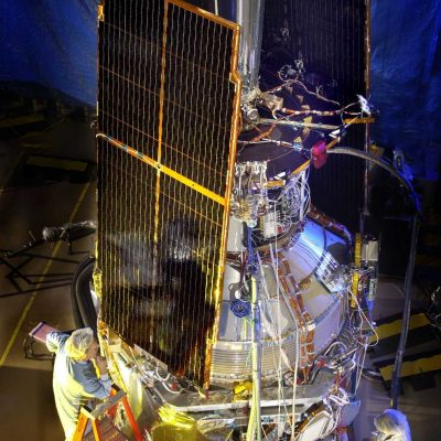 Gravity Probe B (GP-B)