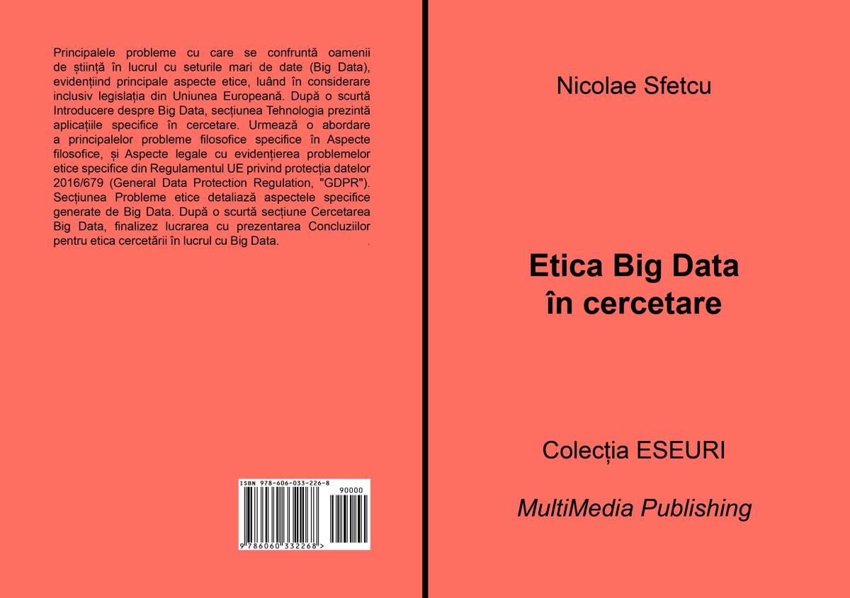 Etica Big Data în cercetare