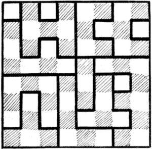 Cuvinte din tabla de șah