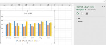 Excel - Format Chart