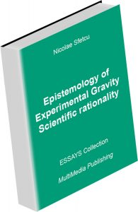 Epistemology of experimental gravity - Scientific rationality