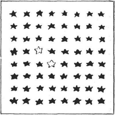 Puzzle cu stele