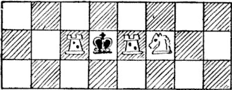 Un șah ciudat
