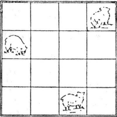 Cele trei oi