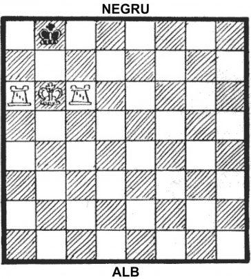 Un vechi puzzle chinezesc de șah