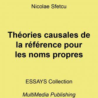 Théories causales de la référence pour les noms propres