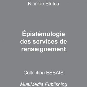 Épistémologie des services de renseignement