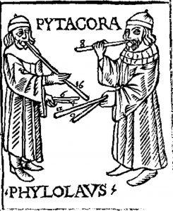 Pitagora și Filolaus
