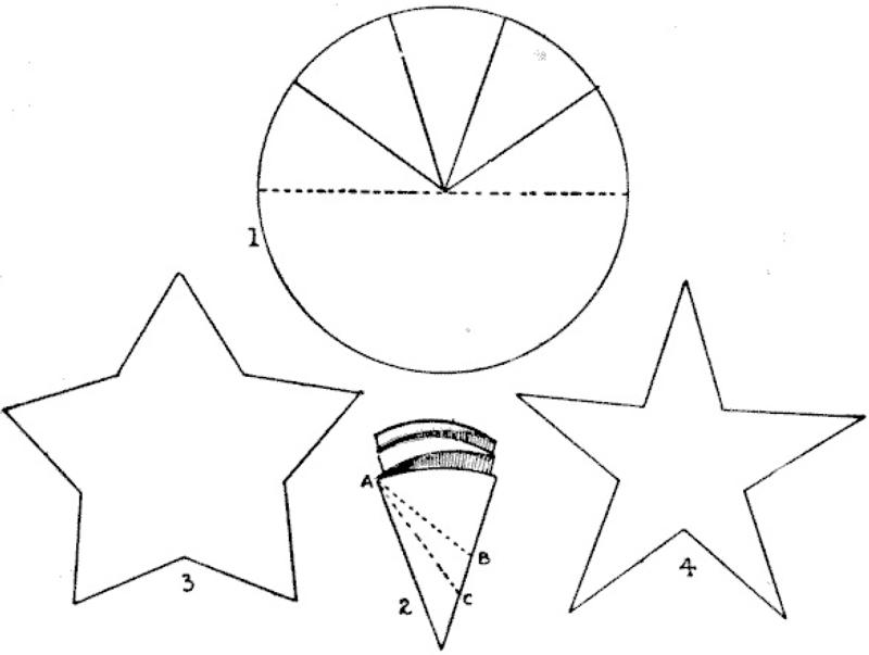Steaua în cinci colțuri