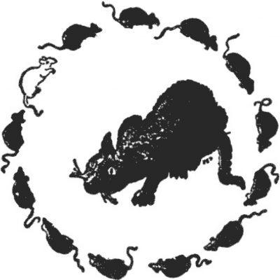 Pisica și șoarecii